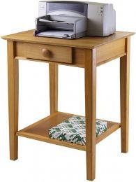Studio End / Printer Table