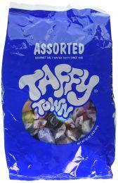 Assorted Salt Water Taffy - Gourmet Taffy by Taffy Town