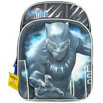 Black Panther 3D Backpack Comic Super Hero Design Kids School Bag