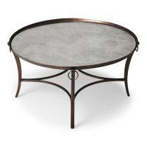 Coffee Table Copper