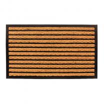 Master stroke Floor mat Indoor Outdoor Rubber/Coir Multiple Sizes