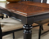 Rivington Hall Rectangle Top Leg Table