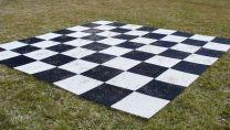 Garden Plastic Grid Chess Board - 10ft x 10ft
