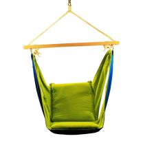 Butterfly Child Pod Hanging Swing Hammock with a bar