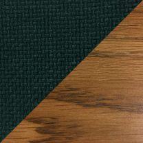 Dakota Wave Single Bench, Foliage Green, Medium Oak