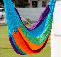 Multicolor Rope Swing