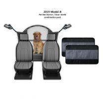 2019 Model B Pet Net Barrier Plus Two Car Door Shields