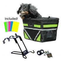 2019 Pet-Pilot Original Dog Bike Basket Carrier