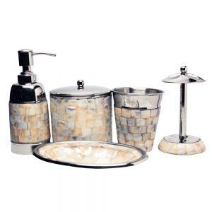 Jonesborough Collection Bathroom Accessory Set 5 piece